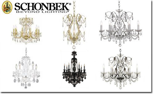 Schonbek Lighting Atlanta