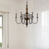 ELK Lighting French Country Chandelier