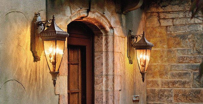 Kichler Outdoor Wall Lanterns